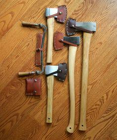 Ax sheath, draw knife sheath
