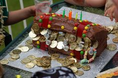 Des idées pour une fête de pirate - Wooloo