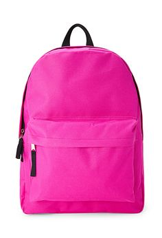 Classic Zippered Canvas Backpack   FOREVER21 - 1055879506 Back To School  Deals, Canvas Backpack, 6ebdf591d5