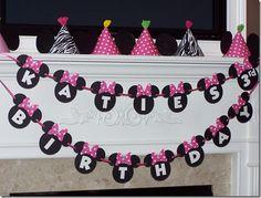 Minnie Mouse Party Ideas   abc decor