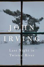 Last Night in Twisted River by John Irving - Dark and heavy, but always delightful.