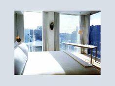Le projet Philippe Starck St. Martins Lane Hotel, London - Design d interieurs