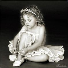 child ballet photography