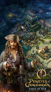 Pirates of the Caribbean: ToW: miniatura da captura de tela