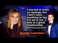 Jennifer Lawrence Is Outraged Over Nude Photos & More! Ep. 023 (FULL) - http://hagsharlotsheroines.com/?p=61307