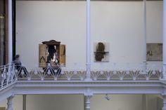 Antoni Tàpies. Col·lecció, # 4. 16 novembre 2012 – 17 febrer 2013 Fotografia: Lluís Bover. © Fundació Antoni Tàpies. Publicat amb la llicència CC BY-NC-SA Paintings, Abstract, Home Decor, Art Studios, Artists, Summary, Decoration Home, Paint, Room Decor