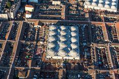 Wielki Bazar (Kryty Bazar) w Stambule - najsłynniejszy targ w Turcji