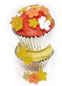 autum cupcakes