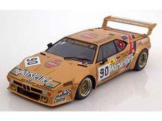 BMW M1 Group 4 - 1983 Le Mans (1:18) Minichamps