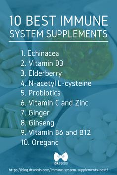 Boost your immunity with 10 of the best immune system supplements. RELATED: 9 Benefits Of Collagen Supplements 10 Supplements To Boost The Immune System Echinacea Three of the nine different… Health And Nutrition, Health And Wellness, Health Tips, Smart Nutrition, Health Fitness, Holistic Nutrition, Health Foods, Wellness Tips, Aloe Vera Creme