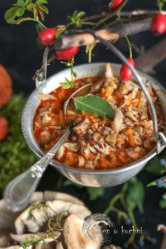 Good Mood, Chana Masala, Chili, Stuffed Mushrooms, Food And Drink, Dinner, Cooking, Ethnic Recipes, Kitchen