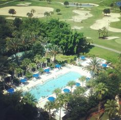 Anniversary Trip coming up!  Will be hanging out a lot at the pool at Omni Orlando at ChampionsGate