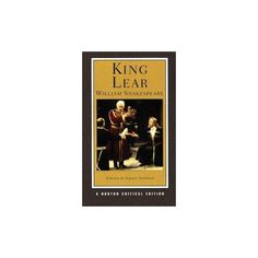 Libro: King Lear,an Authoritative Text: Sources, Criticism, Adaptations And Responses - William Shakespeare - W W Norton & Co Inc