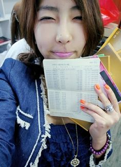 Kim Ye-Jin 김예진 4억소녀