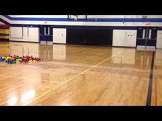 Fun Warm-Up for PE: jump jog and stretch - YouTube