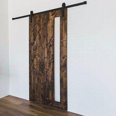 (Gratis verzending) Rustieke Zwart Vintage plaat schuifdeuren schuur deur hardware & schuurdeur track systeem 5ft/6ft/6.6ft/8ft