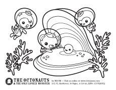 the Octonauts : Activities