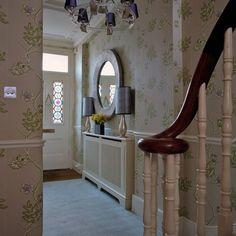 Hallway | Step inside designer Andrea Maflin's unique home | House tour | Classic decorating ideas | PHOTO GALLERY | Homes & Gardens | Housetohome