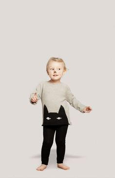 Quirky everyday clothes for children that can be worn as a dress up costume as well.