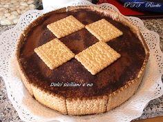 Torta di biscotti con cioccolato e mascarpone 1