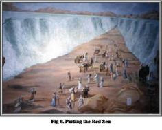 Parting of Red Sea