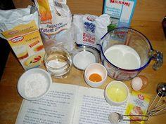 Heerlijke recepten van Jacqueline: Banket-bakkers room (om mee te bakken)