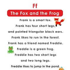 English Stories For Kids, Moral Stories For Kids, English Worksheets For Kids, 1st Grade Worksheets, Free Worksheets, Preschool Worksheets, English Lessons, Short Stories, Learn English