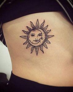 Tatuajes De Sol Para Mujeres (8)
