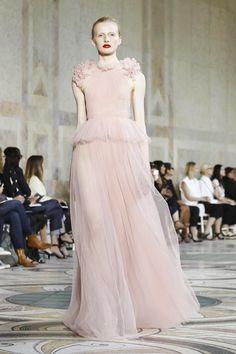 Giambattista Valli Couture Fall Winter 2017 Paris