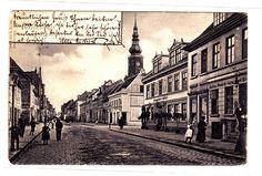 Greifswald Langestrasse AK 1903 | eBay