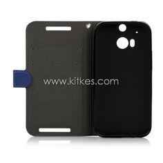 Ahha Kim Flip Case HTC One M8 - Rp 185.000 - kitkes.com