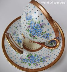 W Fine Porcelain China Diane Japan Code: 5574145893 Fine Porcelain, Porcelain Ceramics, Cup And Saucer Set, Tea Cup Saucer, White Tea Cups, Teapots And Cups, Teacups, Antique China, Vintage Tea