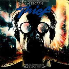 Tangerine Dream Thief Soundtrack LP 180 Gram Vinyl Audio Fidelity Numbered Limited Edition USA - Vinyl Gourmet