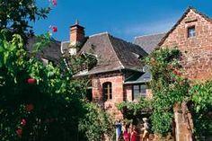 Village club VVF Collonges-la-Rouge en Corrèze http://bougerenfamille.com/vos-meilleures-vacances-a-la-campagne/