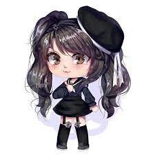 Chibi Girl Drawings, Kawaii Drawings, Cute Anime Chibi, Kawaii Anime, Life Pictures, Life Images, Heartbreak Wallpaper, Digital Painting Tutorials, Fashion Design Sketches