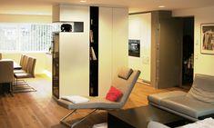 Konzept, Modern, Grifflos, weiß Floor Chair, Flooring, Modern, Furniture, Home Decor, Refurbishment, Concept, Homes, Homemade Home Decor