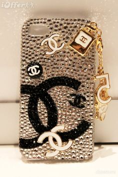 My blingy cell phone case