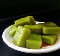 Rice Cake Recipes, Rice Cakes, Cupcake Recipes, Baked Bun Recipe, Yellow Sweet Potato, Asian Cake, Bean Flour, Asian Desserts, Asian Snacks
