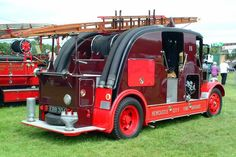 Vintage Newcastle City Fire Brigade