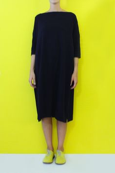 Daniela Gregis tris dress long sleeves