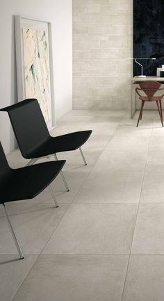 Simple elegance, timeless style: minimalism that has plenty to say. Novemb3r is the sophisticated Mirage collection for a winning look with a clear aim: to illustrate the simple elegance of stone, with all its nuances and tactile sensations, combined with the performance guaranteed by porcelain stoneware. #porcelain #stone #interiordesign #homedesign #customhome #architecture #design #moderndesign www.GranitiVicentia.com