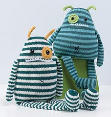 Knit a Monster Nursery - Practical and Playful Knitted Baby Patterns Martingale - Knit a Monster Nursery (Print version + eBook bundle) Loom Knitting, Baby Knitting, Knitting Patterns, Knitted Baby, Baby Knits, Knitting Ideas, Knitted Dolls, Crochet Toys, Knitting Projects