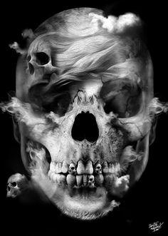FANTASMAGORIK® WIND OF DEATH by obery nicolas, via Behance