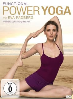 Eva Padberg - Functional Power Yoga