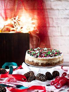 Jaleo en la Cocina: Cheesecake de galletas de jengibre, ¡empieza la Navidad!