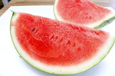 How to Cut a Watermelon into Triangles - Mom 4 Real Watermelon Appetizer, Cut Watermelon, Triangles, Meal Prep, Food Ideas, Appetizers, Snacks, Meals, Drink