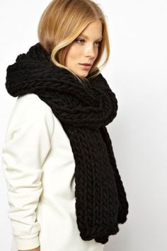 Winter Scarf Styles - Toasty Snoods, Infinity Loops