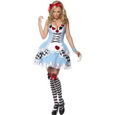 Plus Size New Sexy Queen of Hearts halloween Costumes For Women Costume Alice In Wonderland Fancy Cosplay Dress Party Costume Alice, Cinderella Halloween Costume, Halloween Costumes Plus Size, Maid Halloween, Halloween Fancy Dress, Halloween Outfits, Fairytale Costume, Adult Halloween, Halloween Party