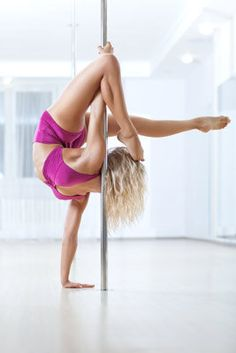Pole-dancing: The new bums and tums - Yahoo! Lifestyle UK