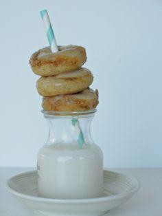 GF Cinnamon Roll Mini Donuts